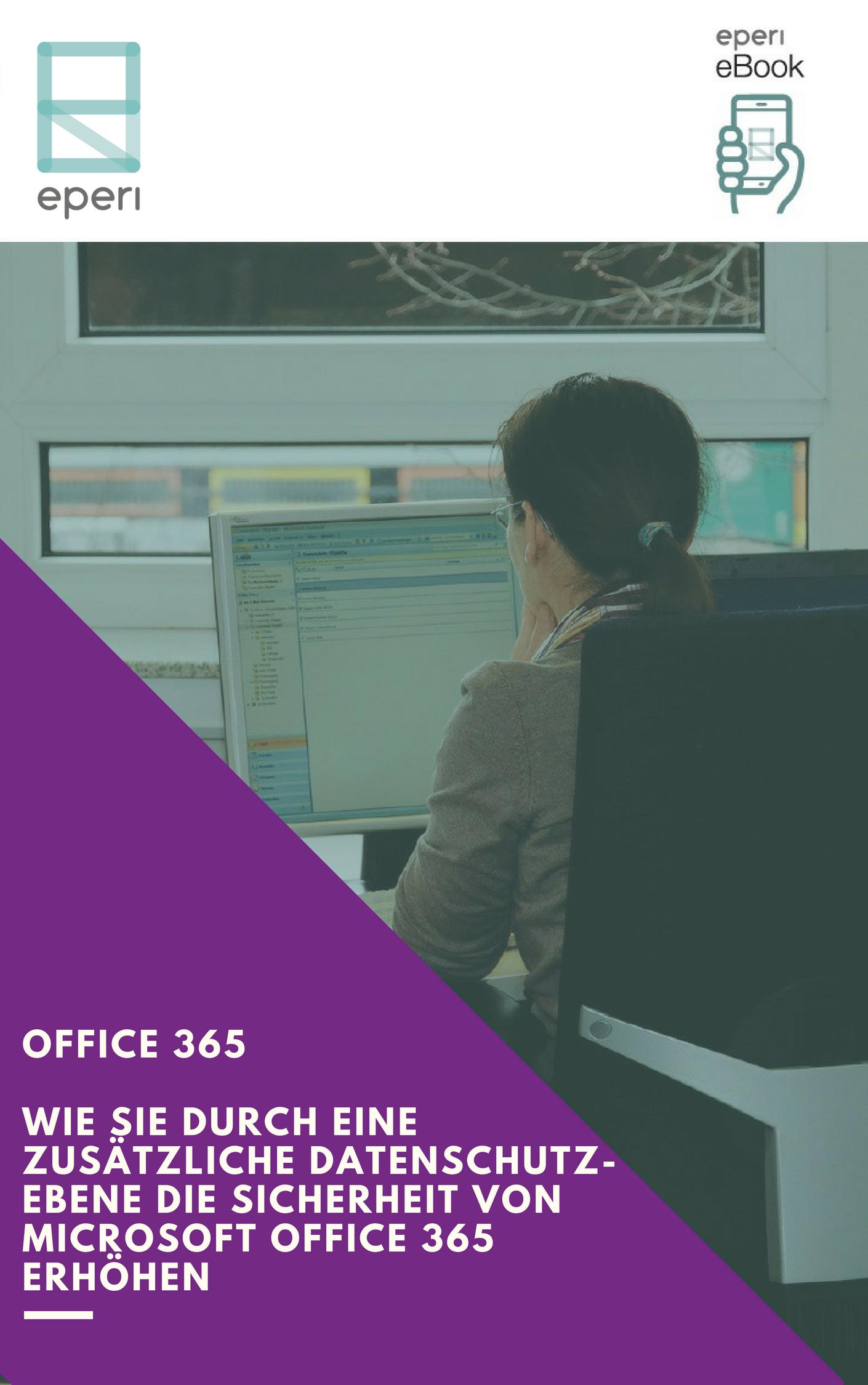 eperi eBook Office 365 Security Cover DE