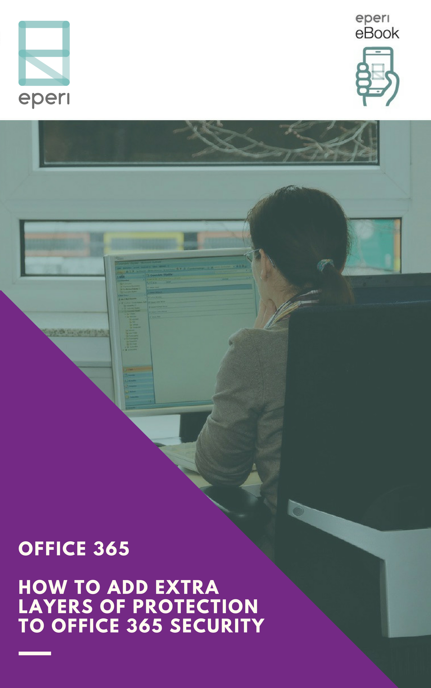 eperi eBook Office 365 Security Cover